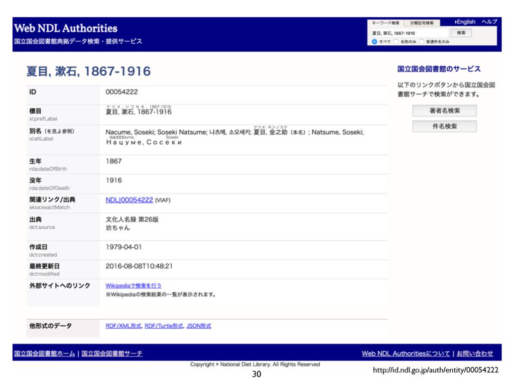 30 http://id.ndl.go.jp/auth/entity/00054222