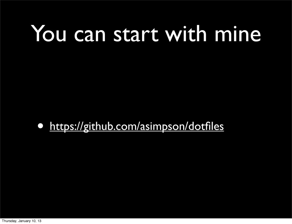 You can start with mine • https://github.com/as...