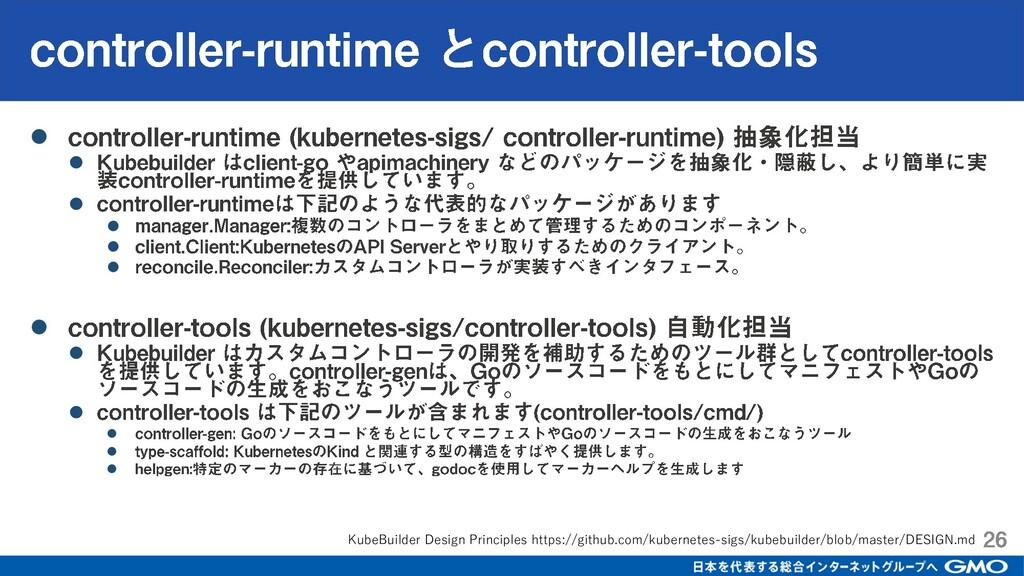 ⚫ ⚫ ⚫ ⚫ ⚫ ⚫ ⚫ ⚫ ⚫ ⚫ ⚫ ⚫ KubeBuilder Design Prin...