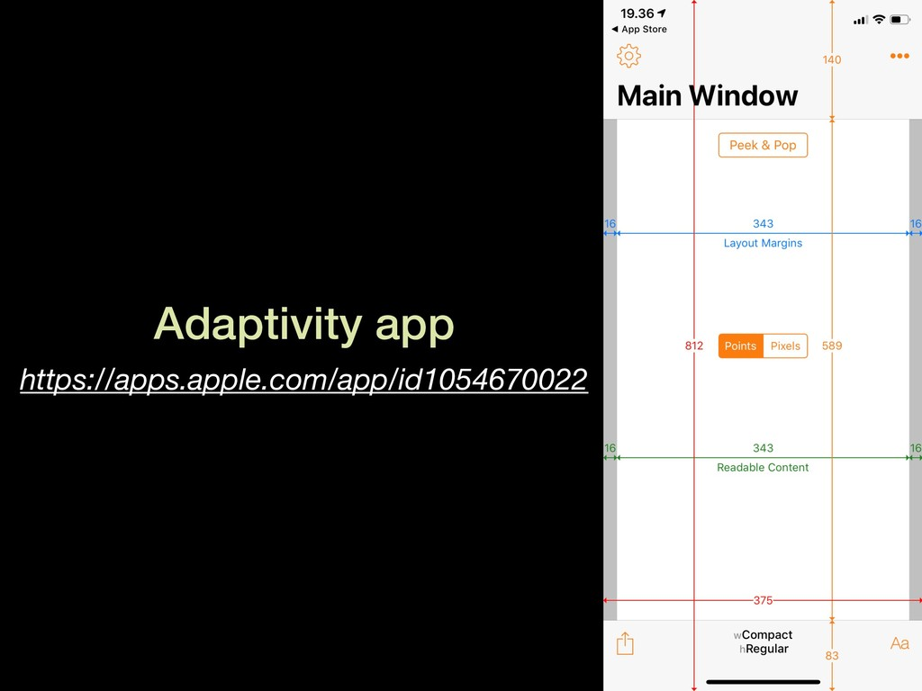 Adaptivity app https://apps.apple.com/app/id105...