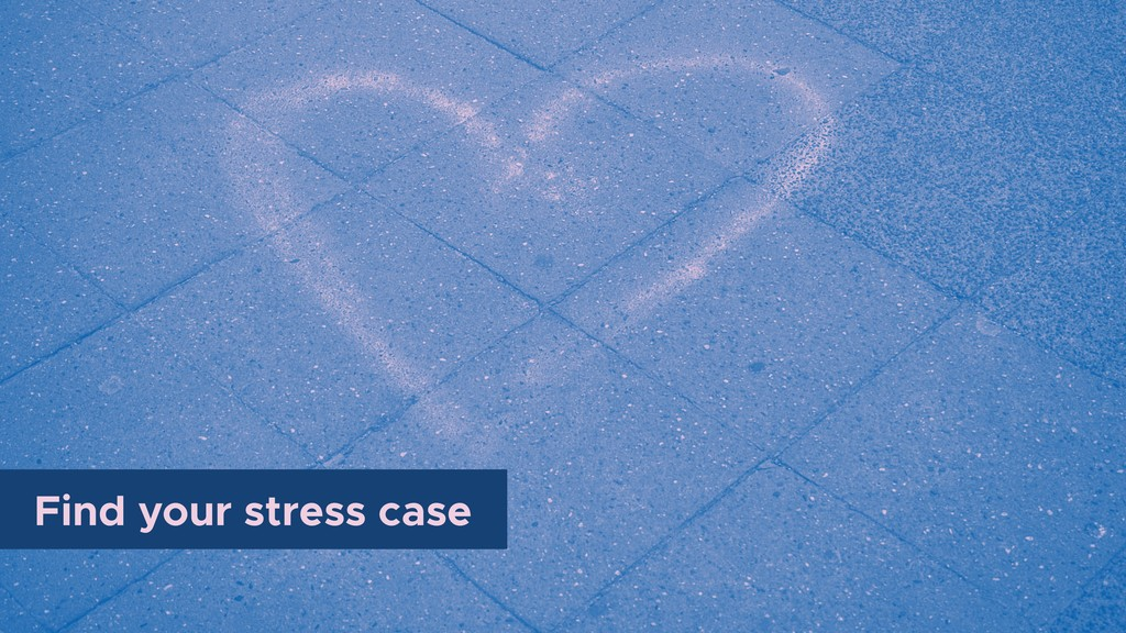 Find your stress case