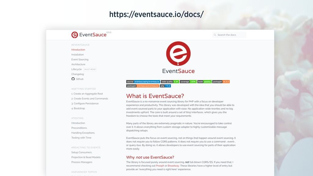 https://eventsauce.io/docs/