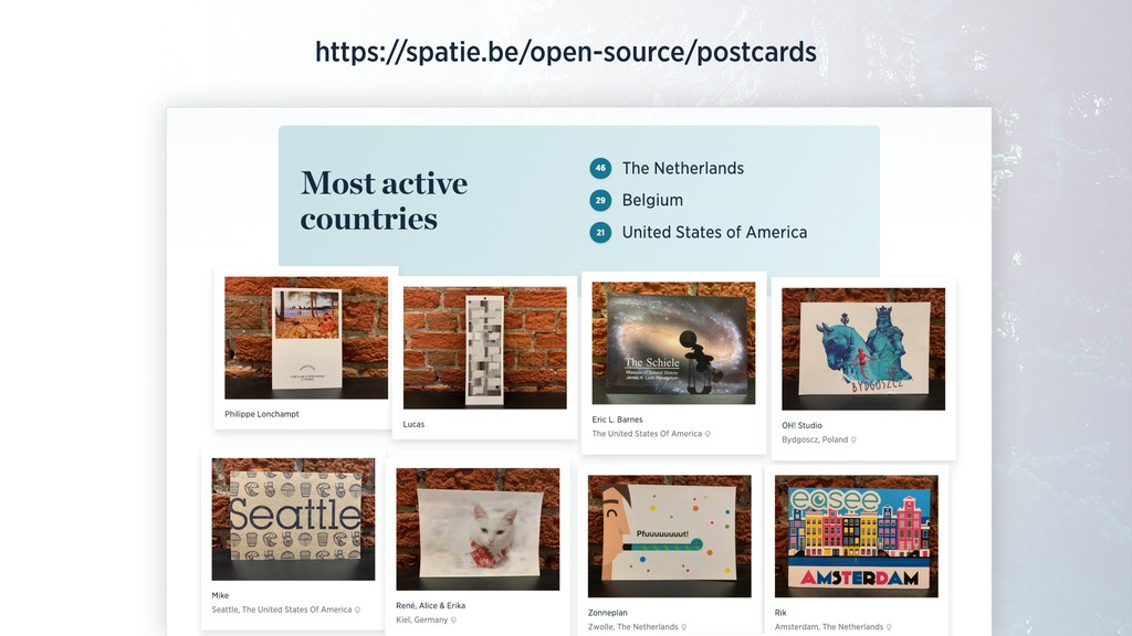 https://spatie.be/open-source/postcards