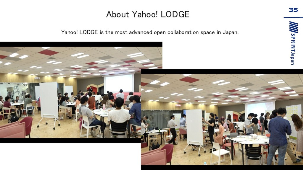 About Yahoo! LODGE