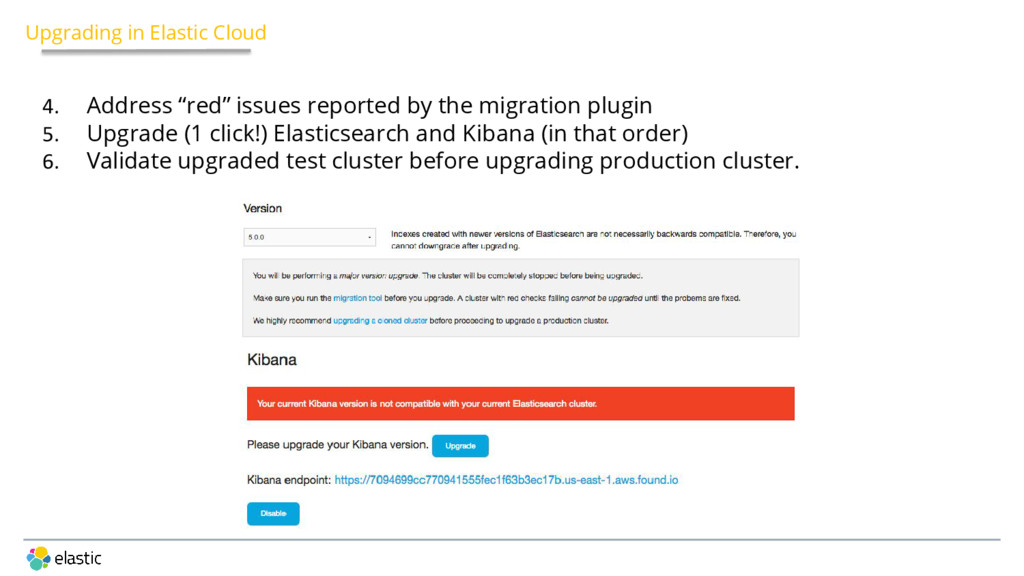 """4. Address """"red"""" issues reported by the migrati..."""