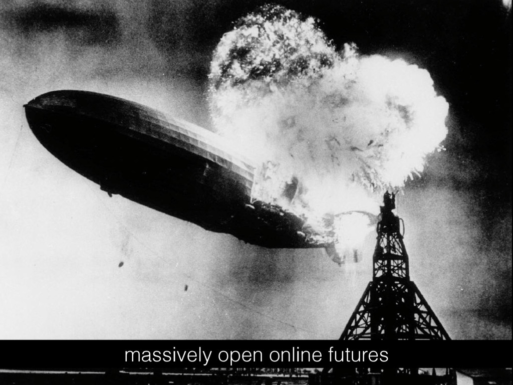 massively open online futures