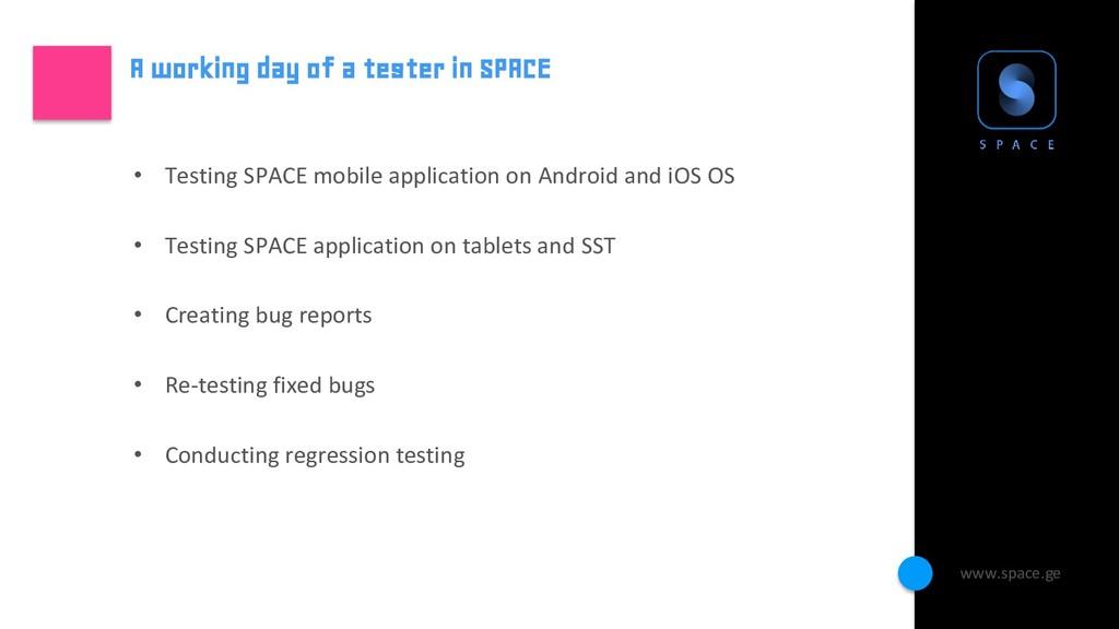 www.space.ge Digital Communications Plan 2018 A...