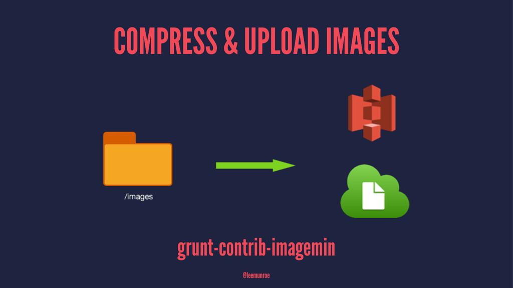 COMPRESS & UPLOAD IMAGES grunt-contrib-imagemin...