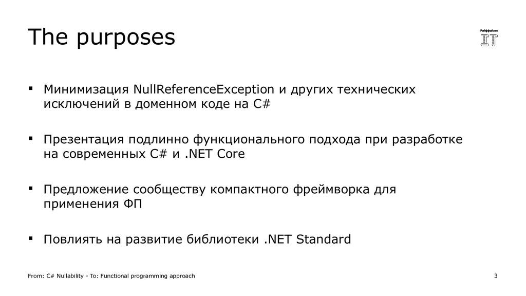  Минимизация NullReferenceException и других т...
