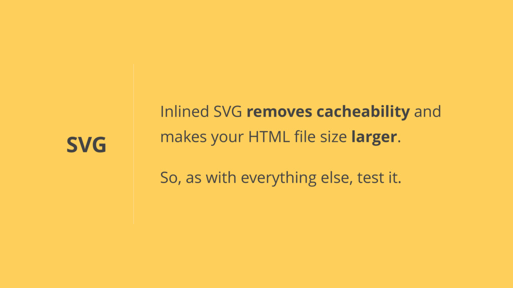 SVG Inlined SVG removes cacheability and makes ...