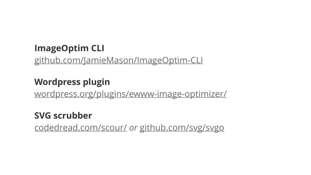 ImageOptim CLI github.com/JamieMason/ImageOpti...