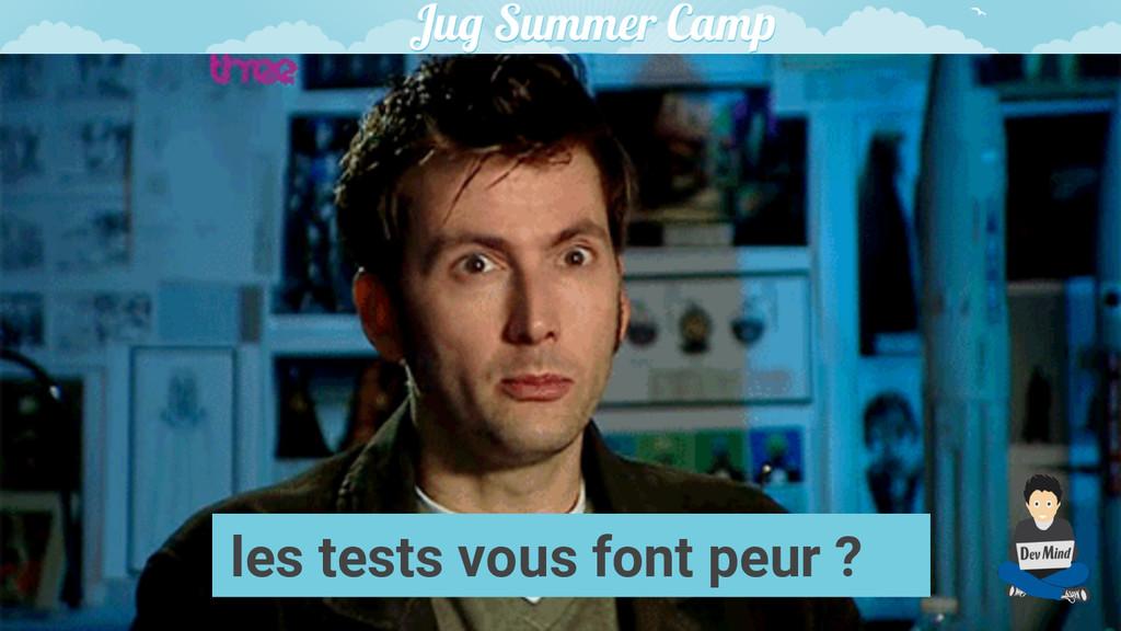 @guillaumeehret les tests vous font peur ?
