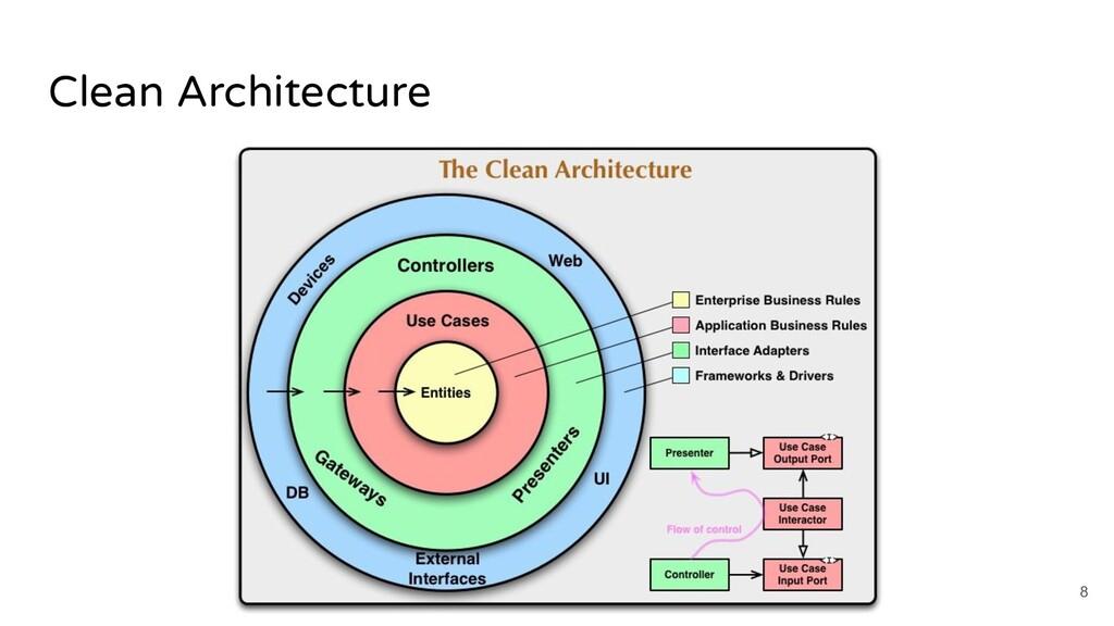 Clean Architecture 8