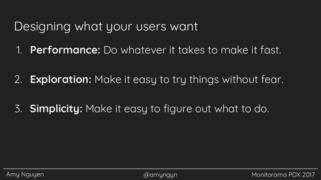 Amy Nguyen @amyngyn Monitorama PDX 2017 Designi...