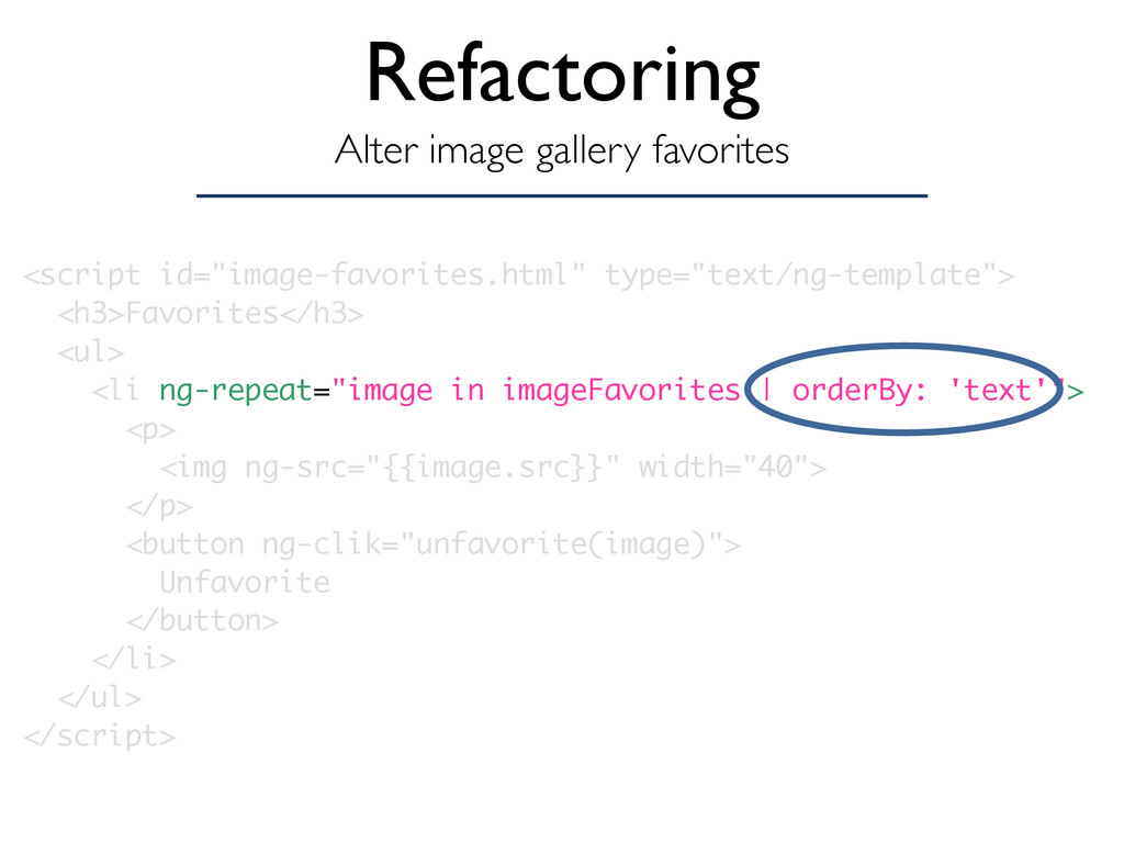 Refactoring Alter image gallery favorites <scri...