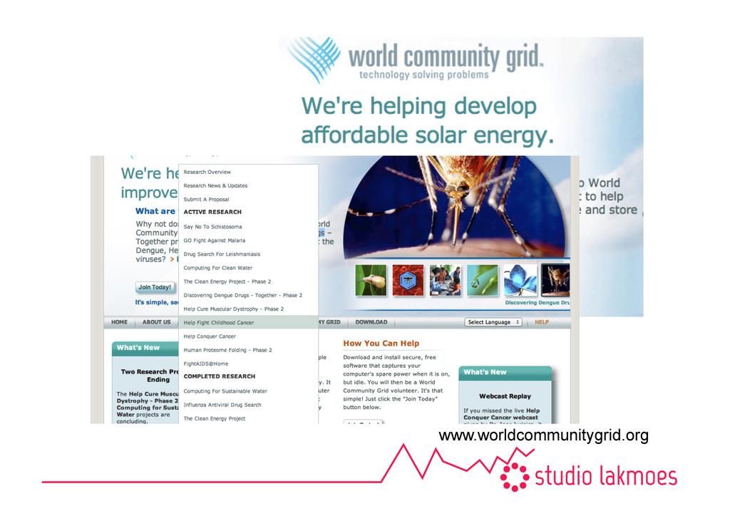 www.worldcommunitygrid.org