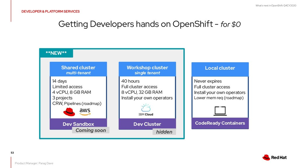 F18017-200131 What's next in OpenShift Q4CY2020...