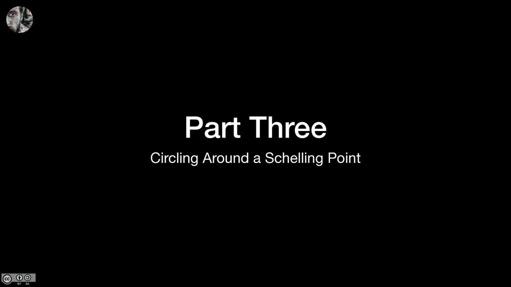 Part Three Circling Around a Schelling Point