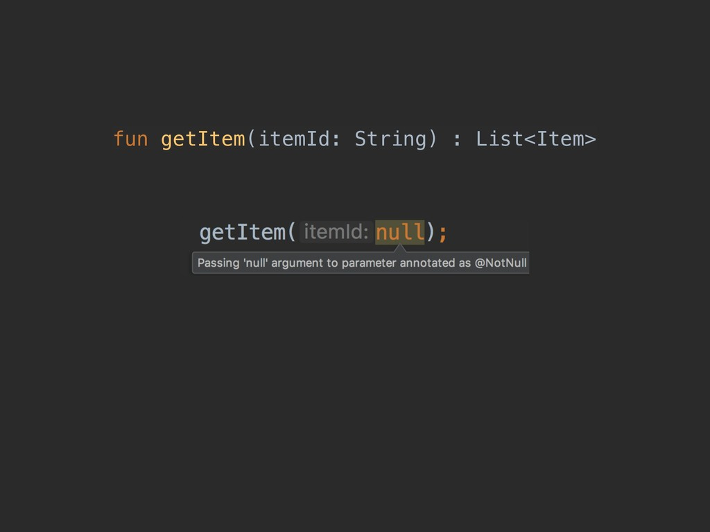 fun getItem(itemId: String) : List<Item>