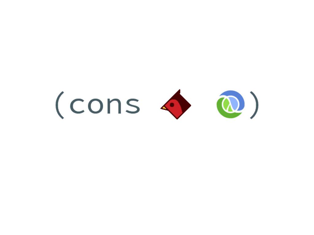 (cons )