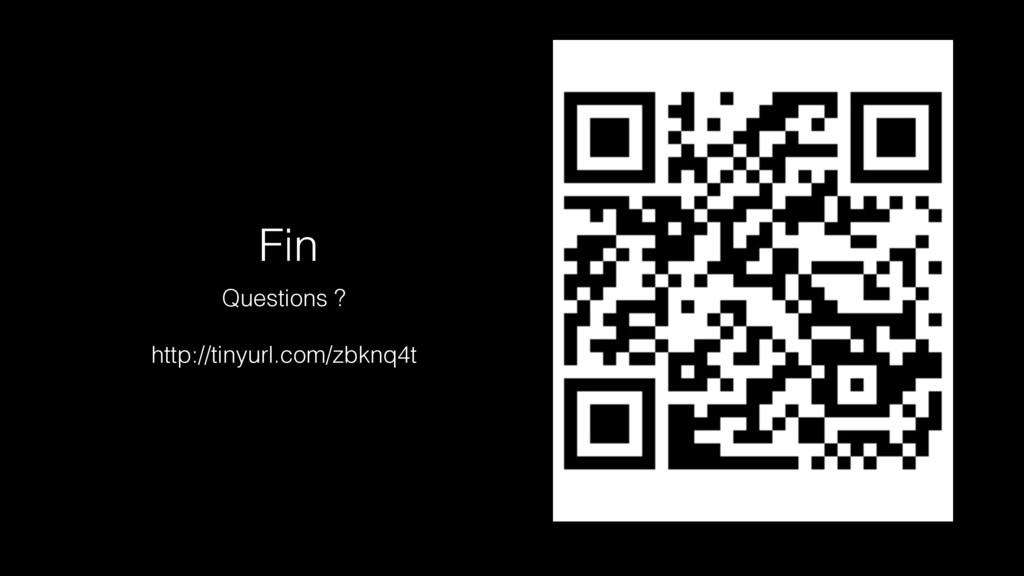 Fin Questions ? http://tinyurl.com/zbknq4t