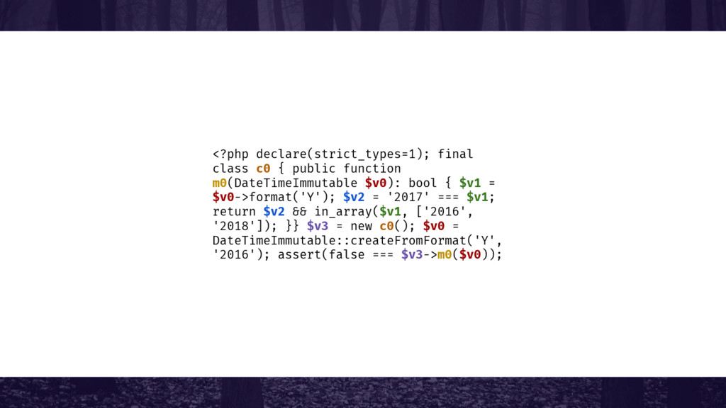<?php declare(strict_types=1); final class c0 {...