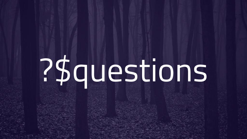 ?$questions