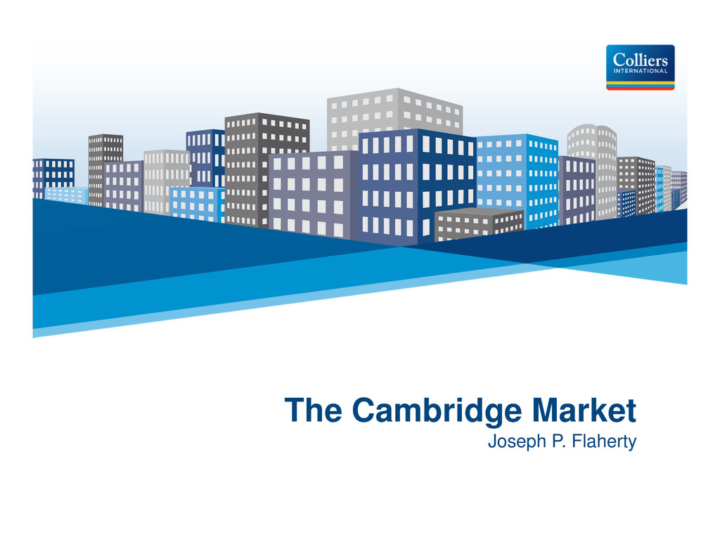 Click to edit Master title style The Cambridge ...