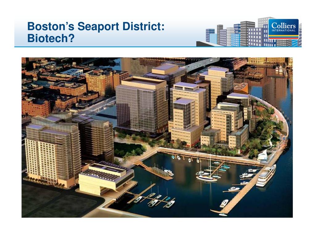 Click to edit Master title style Boston's Seapo...