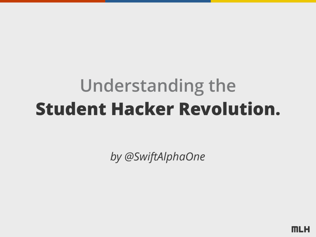 Understanding the Student Hacker Revolution. by...