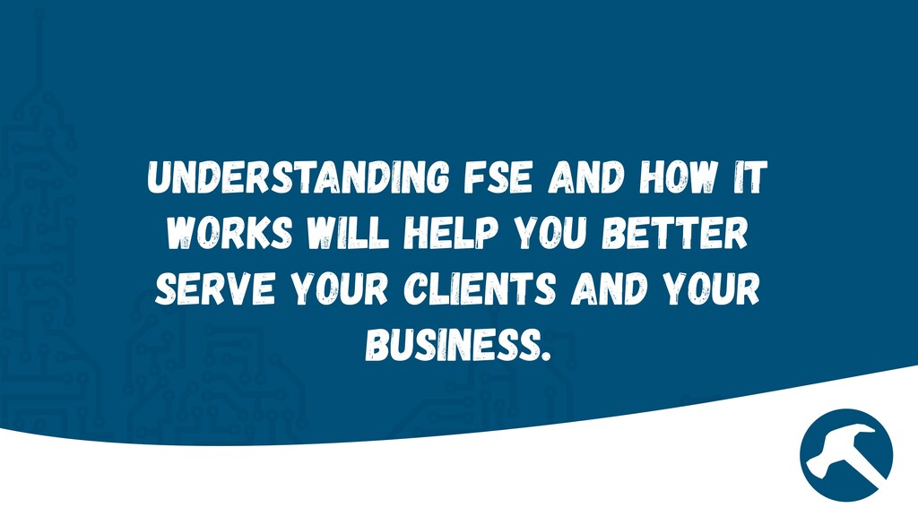 Understanding FSE and how it works will help yo...