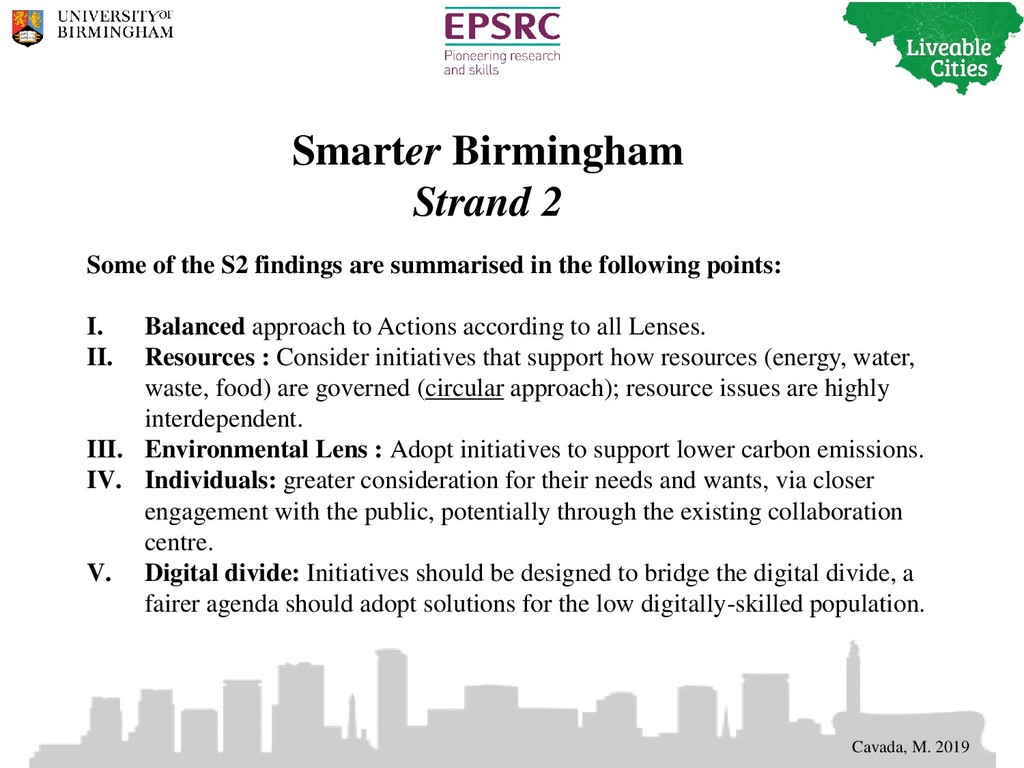 Some of the S2 findings are summarised in the f...