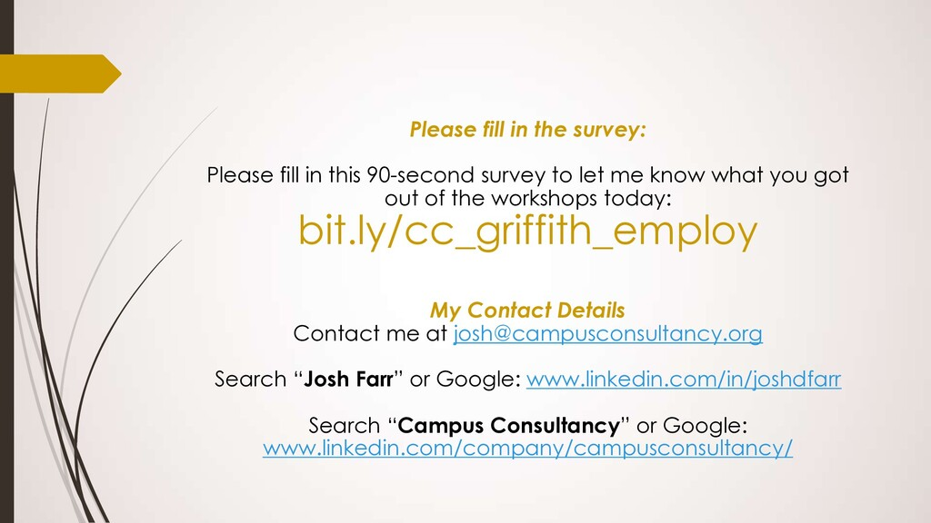 Please fill in the survey: Please fill in this ...