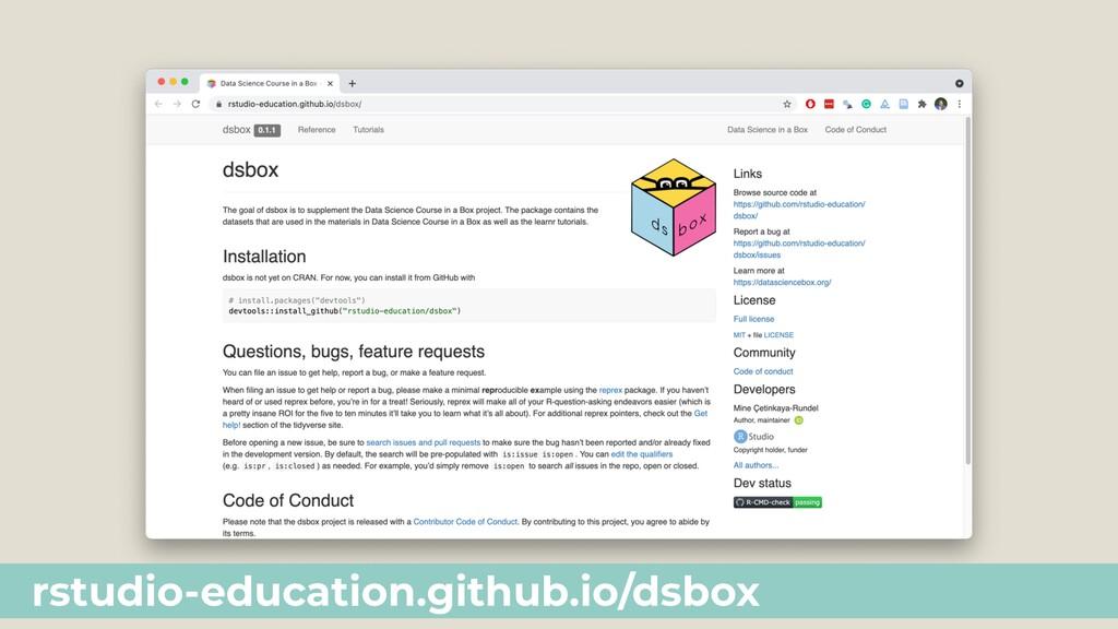 rstudio-education.github.io/dsbox