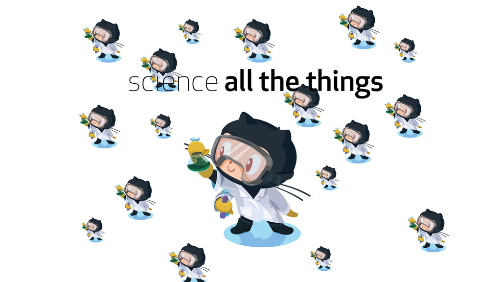 science all the things