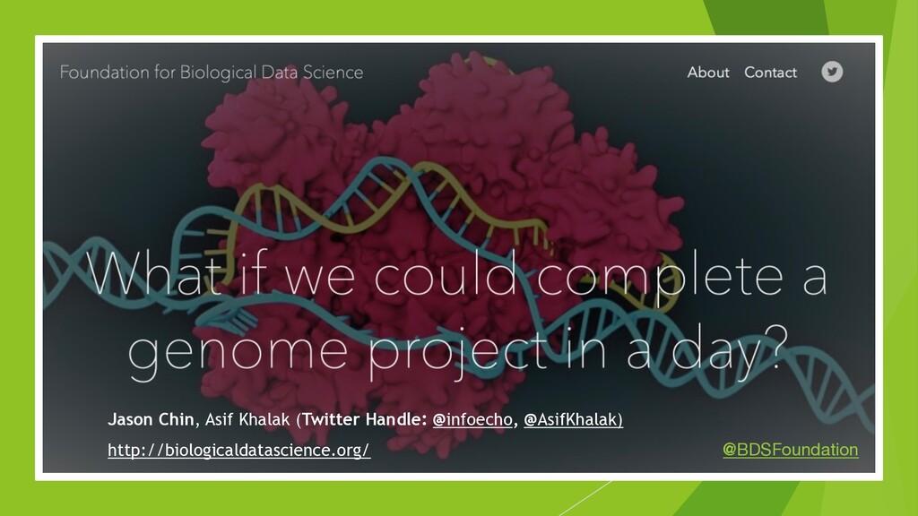 @BDSFoundation Jason Chin, Asif Khalak (Twitter...