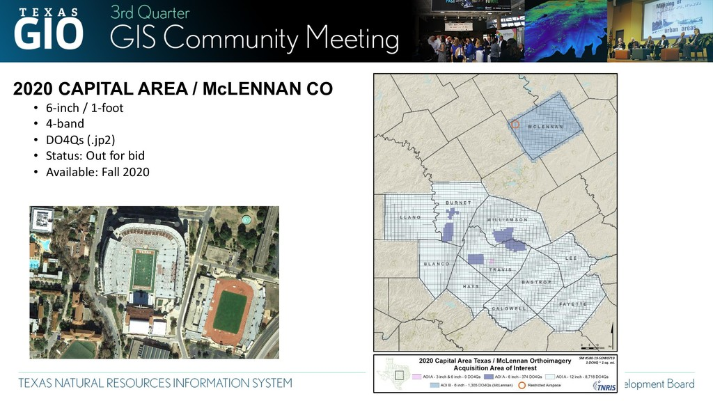 2020 CAPITAL AREA / McLENNAN CO • 6-inch / 1-fo...