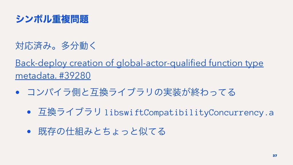 γϯϘϧॏෳ ରԠࡁΈɻଟಈ͘ Back-deploy creation of glob...