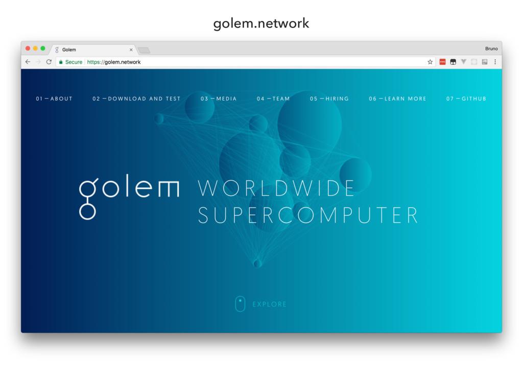 golem.network
