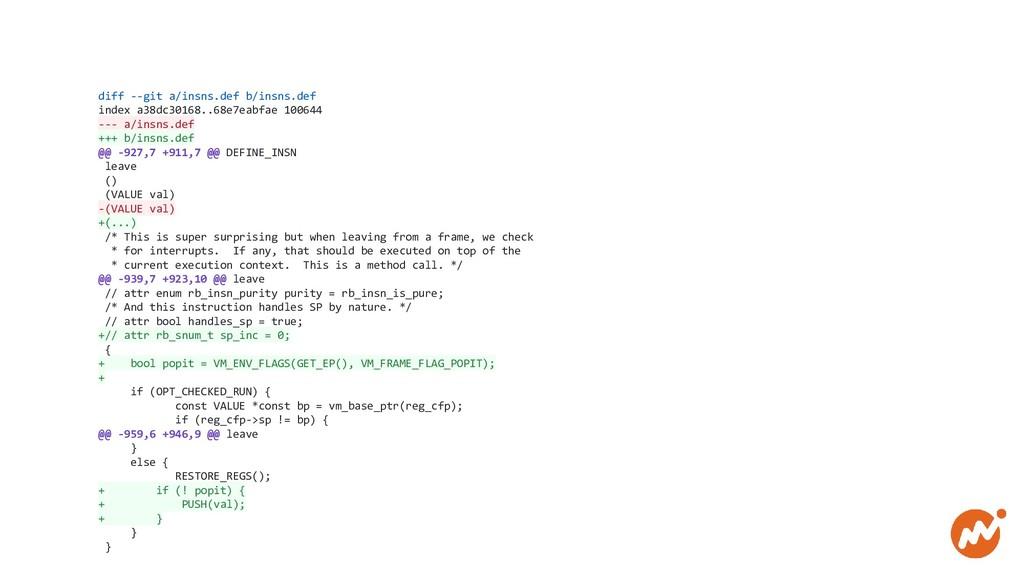 diff --git a/insns.def b/insns.def index a38dc3...