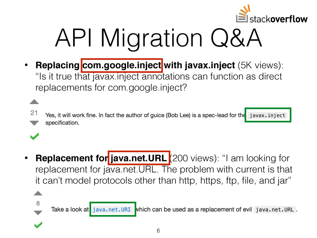 API Migration Q&A 6 • Replacing com.google.inje...