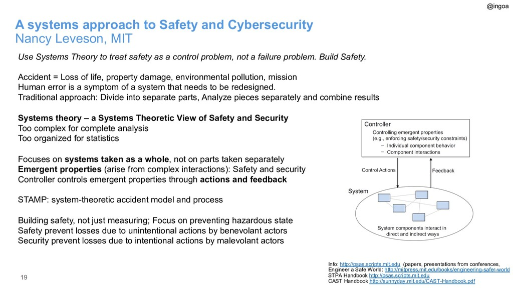 19 A systems approach to Safety and Cybersecuri...