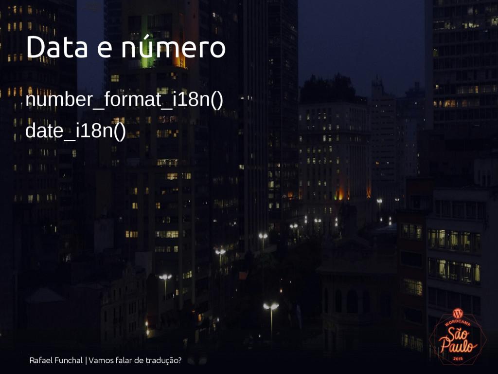 Rafael Funchal | Vamos falar de tradução? Data ...