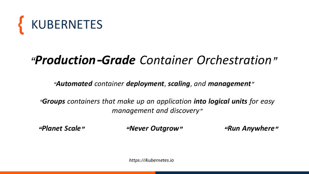 "KUBERNETES ""Production-Grade Container Orchestr..."