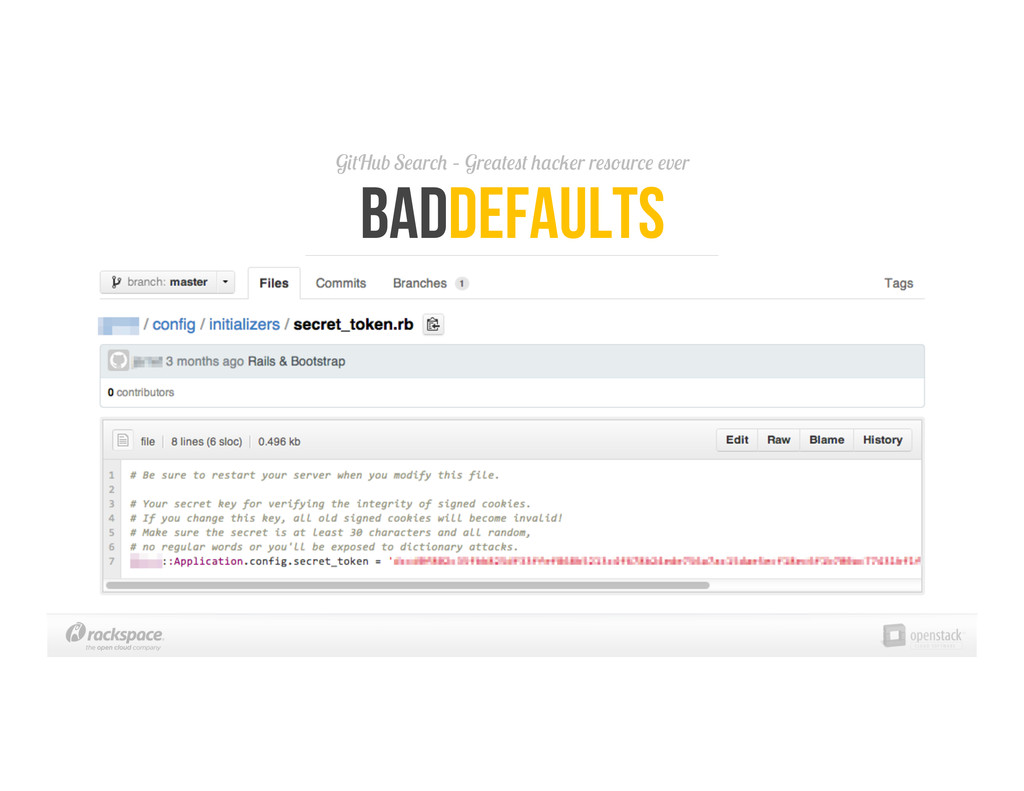 GitHub Search – Greatest hacker resource ever B...