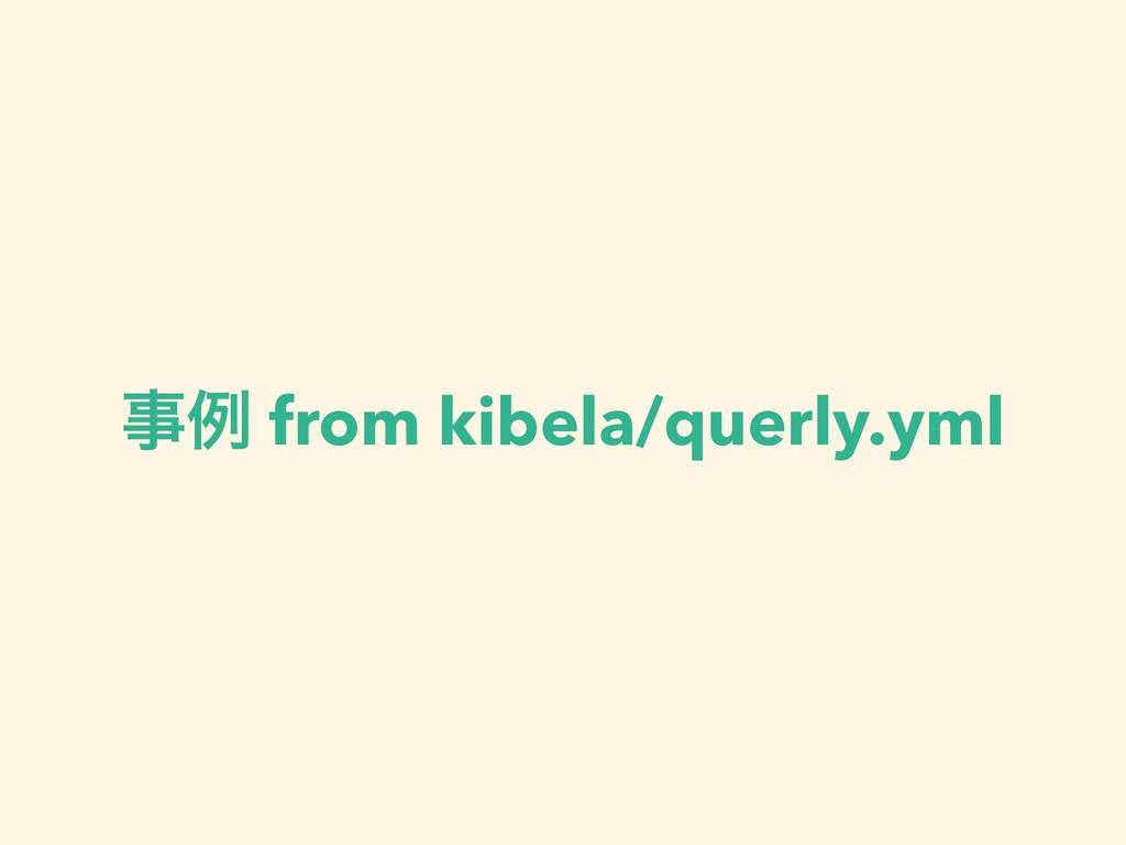 ྫ from kibela/querly.yml