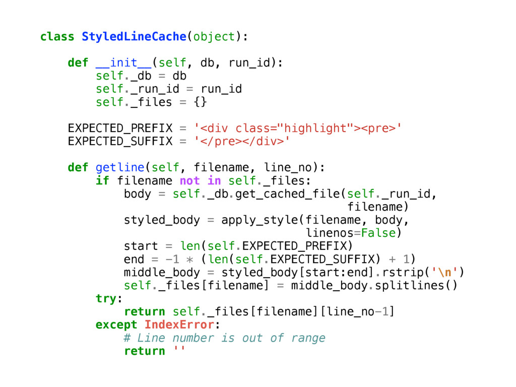 class StyledLineCache(object): def __init__(sel...