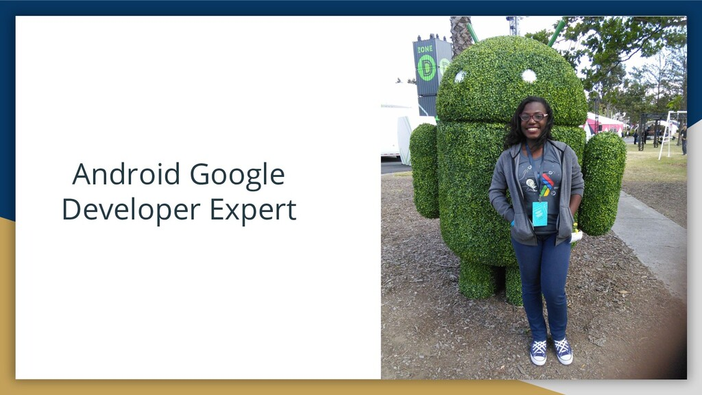 Android Google Developer Expert