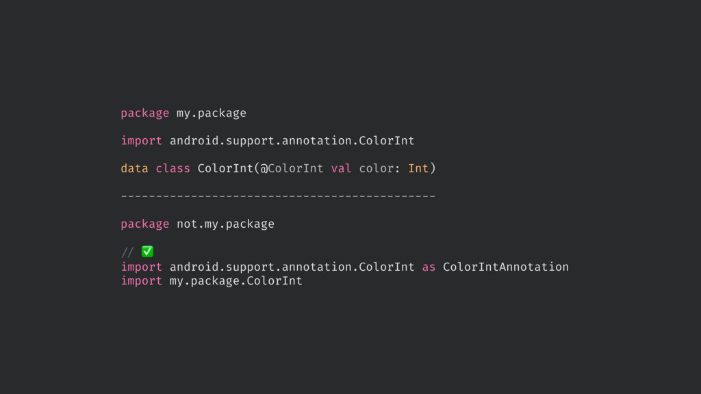 package my.package import android.support.annot...