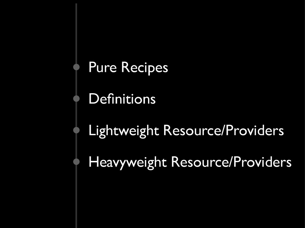 • Pure Recipes  • Definitions  • Lightweight...